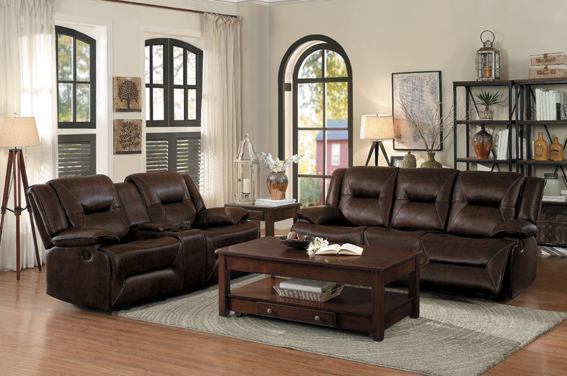 Okello Reclining Living Room Set