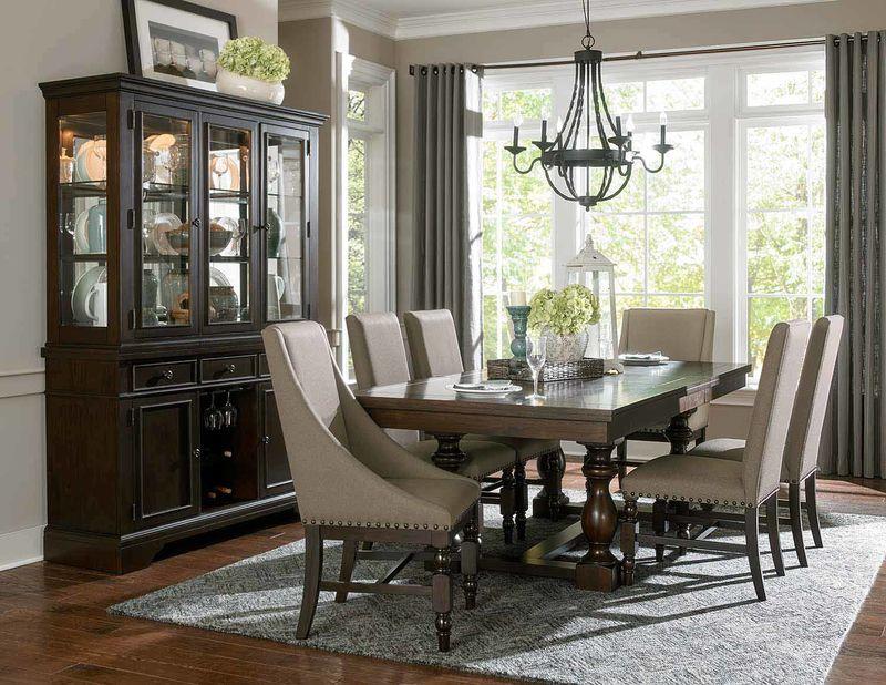 Homelegance | 5267RF-96 Reid Formal Dining Room Set | Dallas Designer  Furniture