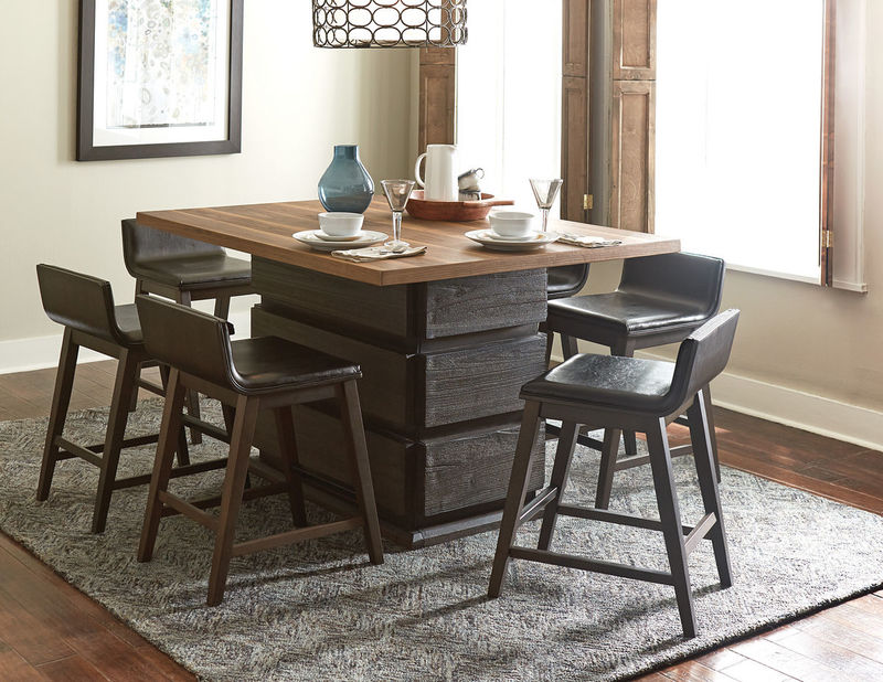 Rochelle Counter Height Dining Room Set