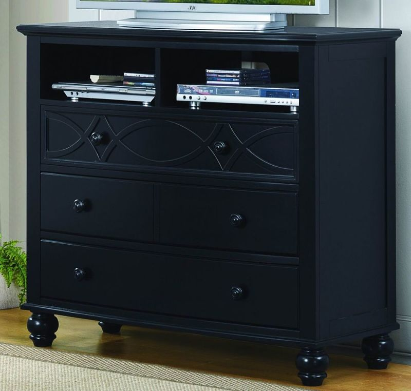 2119bk sanibel bedroom set in black sanibel bedroom set in black
