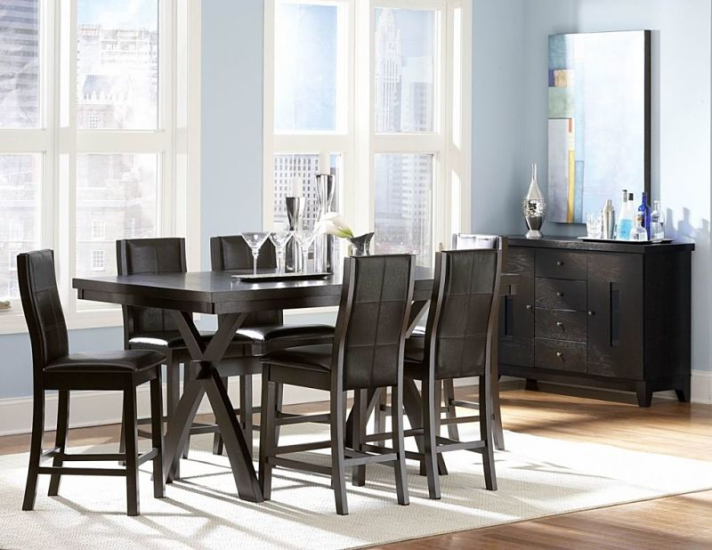 Sherman Counter Height Dining Room Set