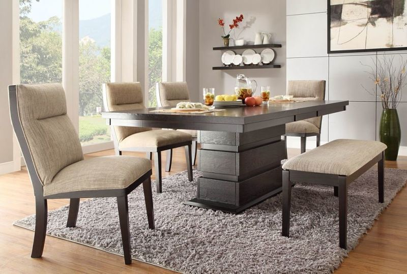 Dallas designer furniture georgetown formal dining room set Dining room furniture dallas