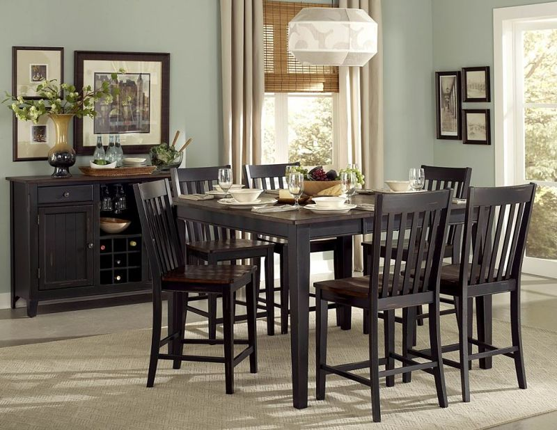 Three Falls Counter Height Dining Room Set