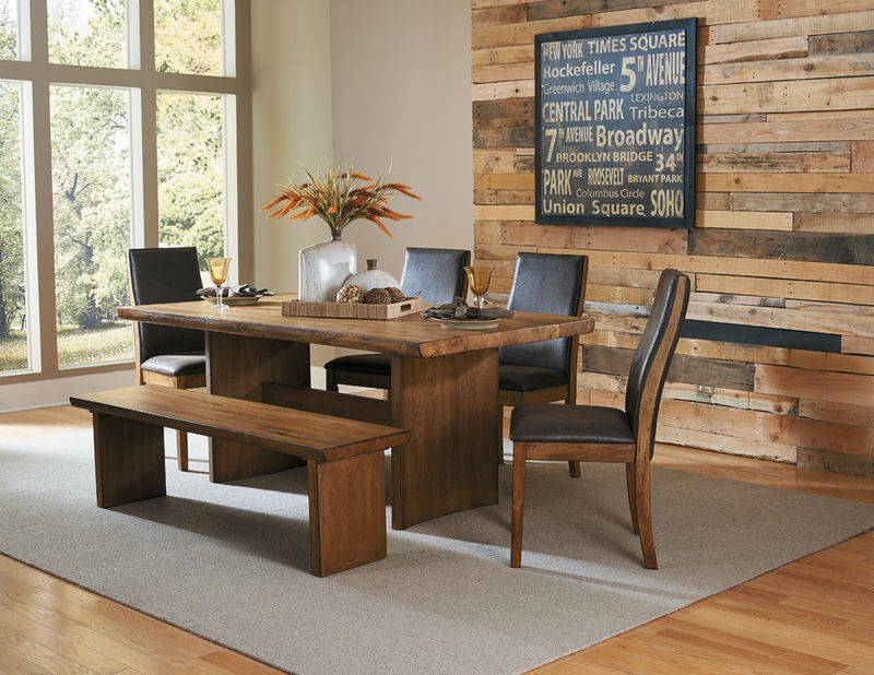 Tod Dining Room Set With Bench