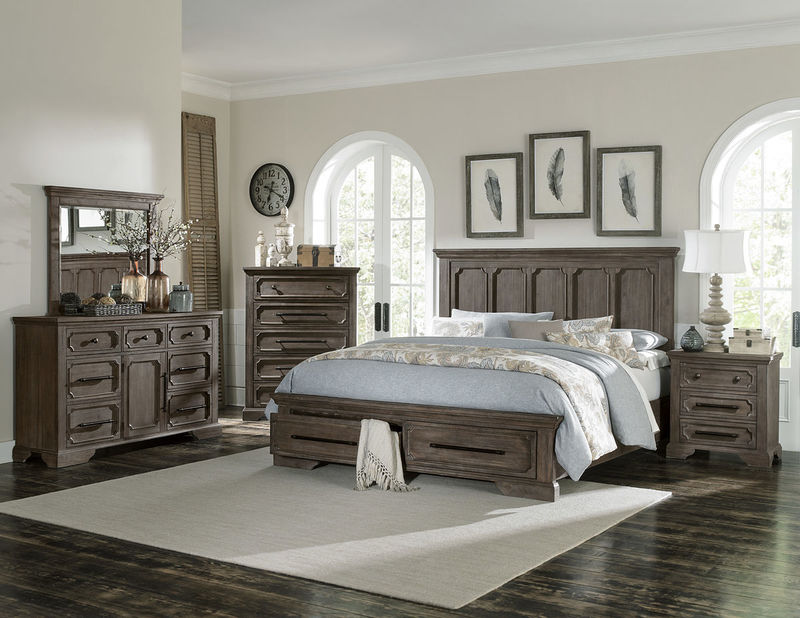 Toulon Bedroom Set