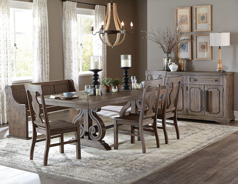 Toulon Formal Dining Room Set