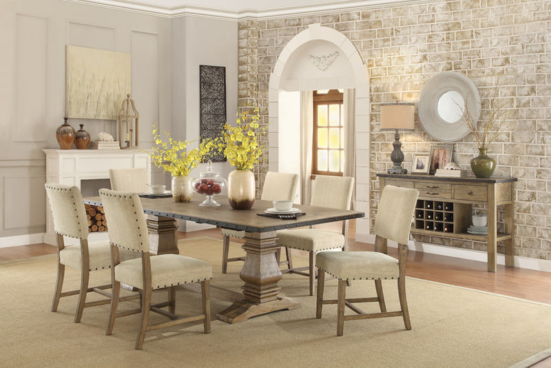 Veltry Formal Dining Room Set
