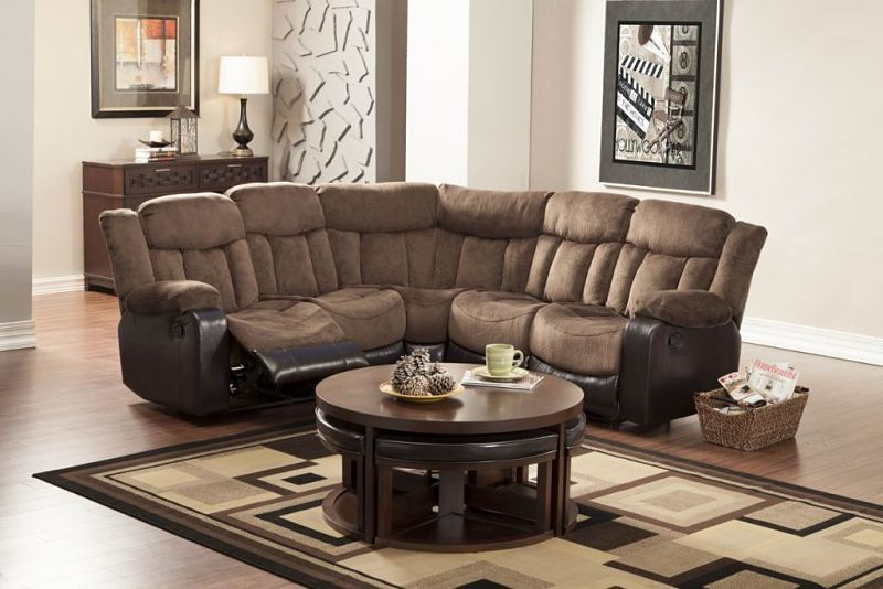 Vera Reclining Sectional