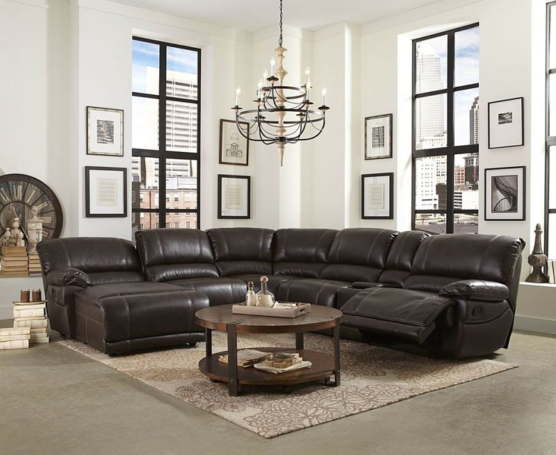 Willard Reclining Sectional