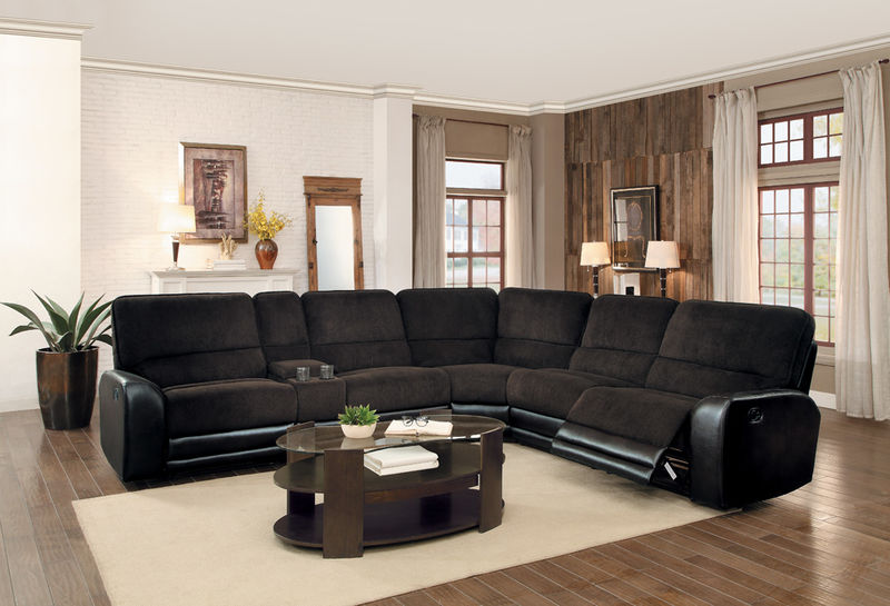 Ynez Reclining Sectional