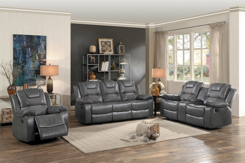 Taye Reclining Living Room Set
