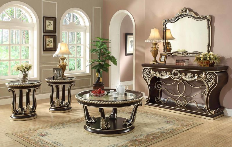 Dallas Designer Furniture | Amherst Formal Living Room Set