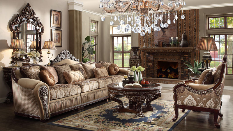 Alderbrook Formal Living Room Set