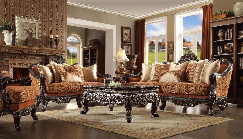 Dallas Designer Furniture | Augusta Formal Living Room Set