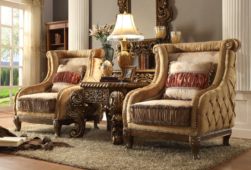 Bonham Formal Living Room Set
