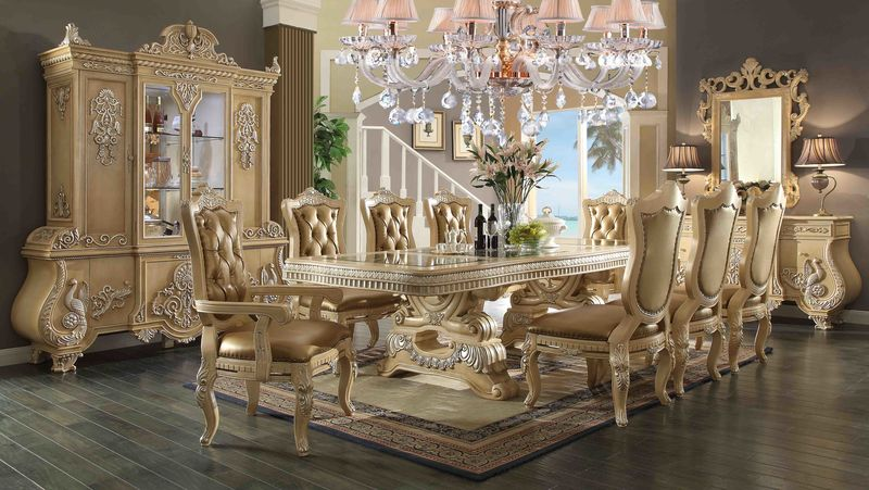 Burchbury II Formal Dining Room Set