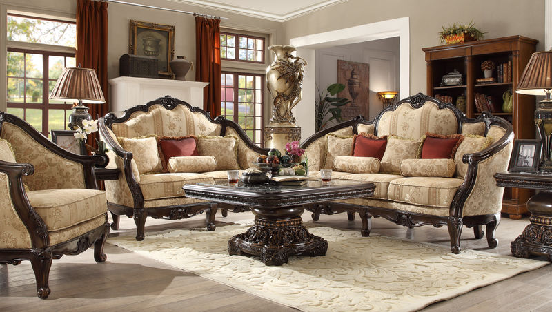 Crenshaw Formal Living Room Set