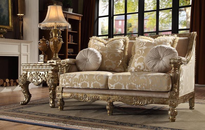 3 Piece Special Tavin Formal Living Room Set