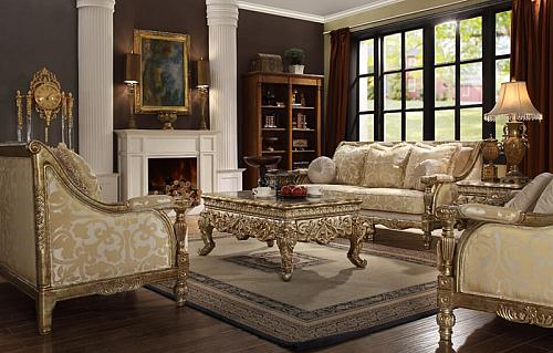3 Piece Special Tavin Formal Living Room Set