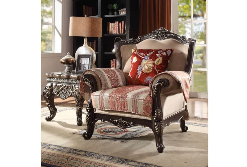 3 Piece Special Calantha Formal Living Room Set