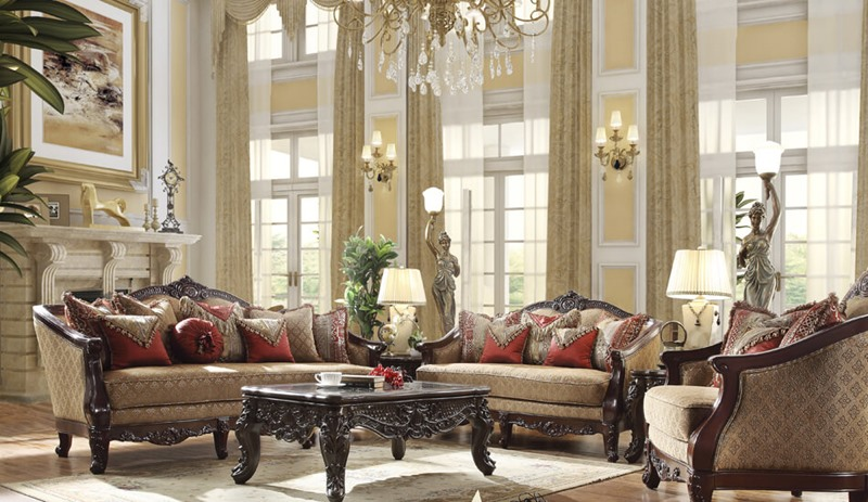 3 Piece Special Karlis Formal Living Room Set