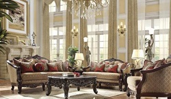 3 Piece Special Karlis Formal Living Room Set