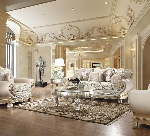 Durant Formal Living Room Set