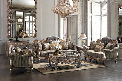 Tavin II Formal Living Room Set