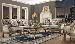 3 Piece Special Adelia Formal Living Room Set