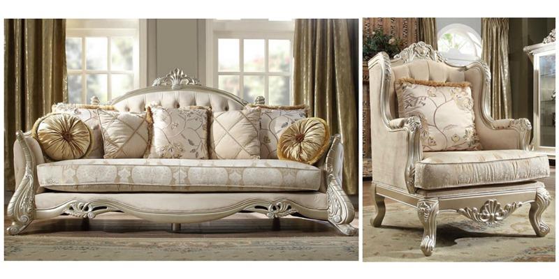 Adaline Formal Living Room Set