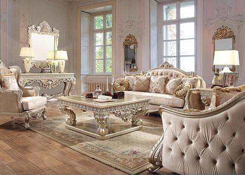 Living room sofa sets dallas designer furniture for Living estilo clasico