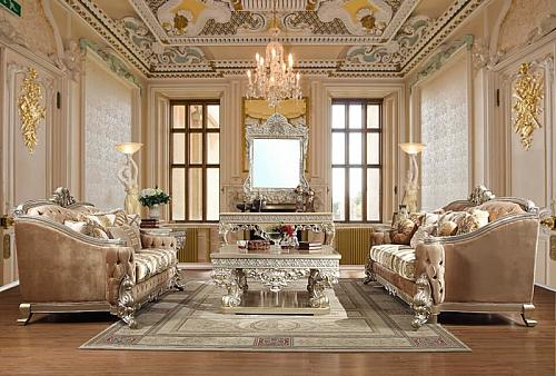 Adaline II Formal Living Room Set