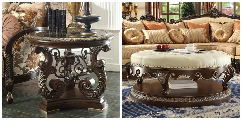 Lacie Formal Living Room Set
