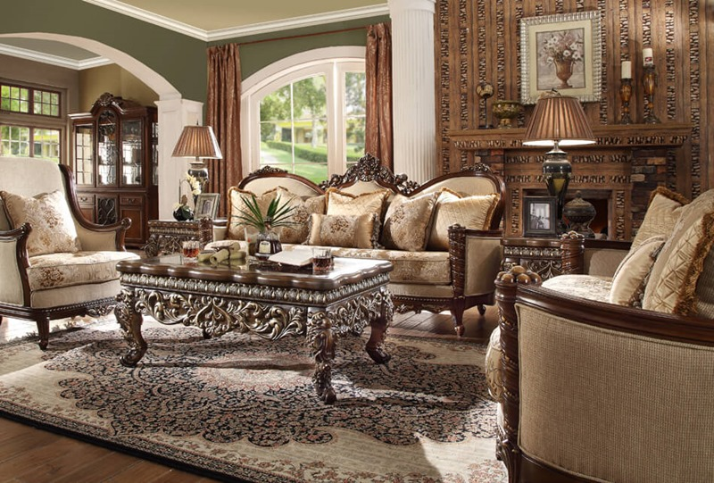 Silana Formal Living Room Set ...