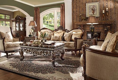 Silana Formal Living Room Set