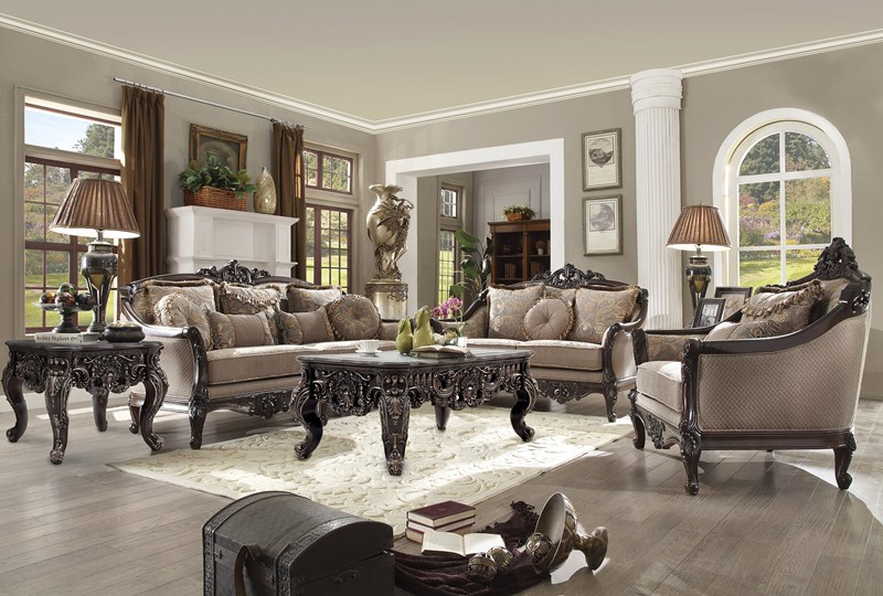 Glenwick Formal Living Room Set