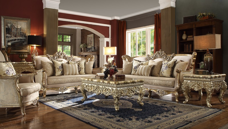 Reims Formal Living Room Set