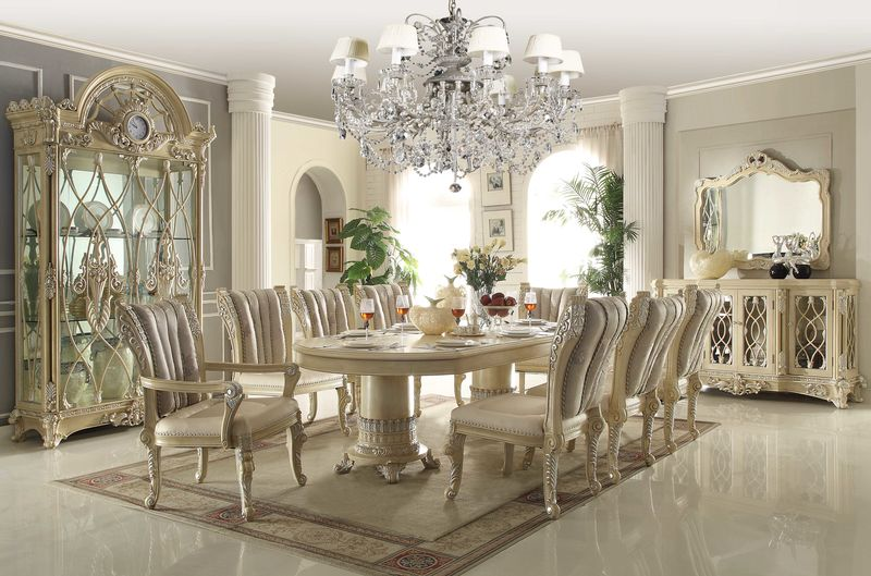 Dallas Designer Furniture | Douglas Formal Dining Room Set