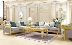 Opalina 3 Piece Formal Living Room Set