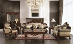 Evelyn 3 Piece Formal Living Room Set