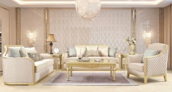 Julep 3 Piece Formal Living Room Set