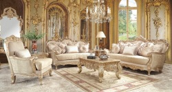 Willa 3 Piece Formal Living Room Set