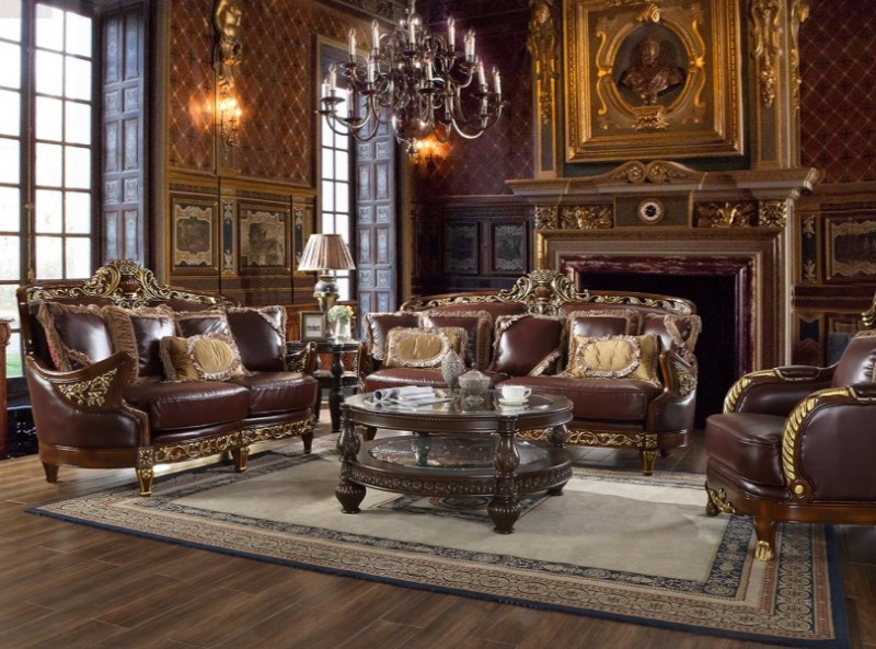 Alexander Formal Living Room Set