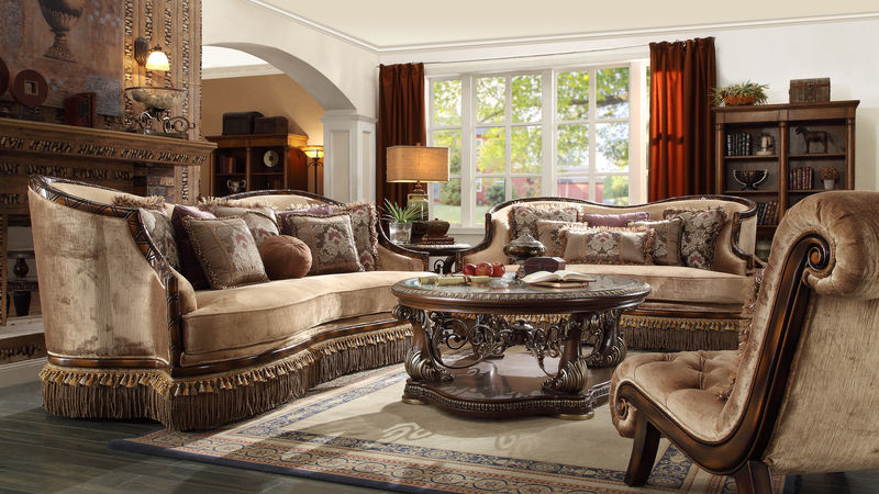 Hollyhill Formal Living Room Set