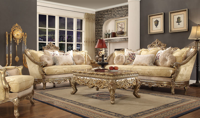 Kingsbury Formal Living Room Set