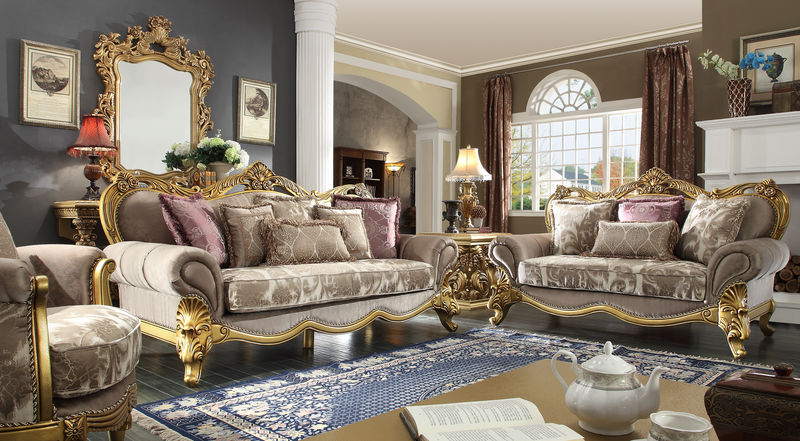 Marie Claire Formal Living Room Set