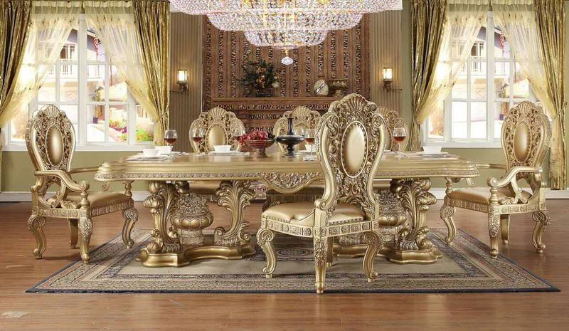 Marie Claire Formal Dining Room Set, Fancy Dining Room