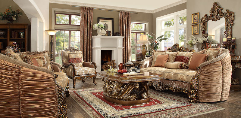 Beautiful Vickery Formal Living Room Set ...