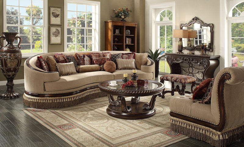 Whitmore Formal Living Room Set