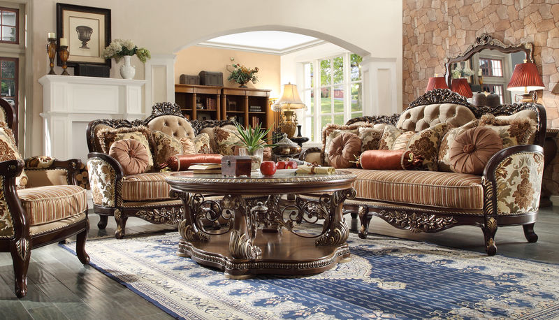 Worthington Formal Living Room Set